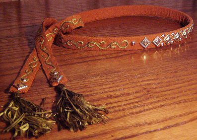 Mount-Ornamented Headdress